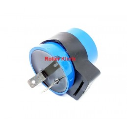 Universal Blinkgeber Flasher Blinkrelais Relay für Roller Quad 2 PIN Wasserdicht
