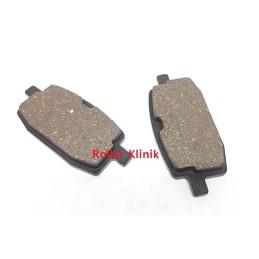 Bremsbeläge vorne für Baotian REX RS 450 GY6 50ccm 2 und 4-Takt China Rolle Scooterr