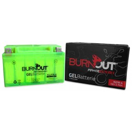 Burnout Gel batterie...