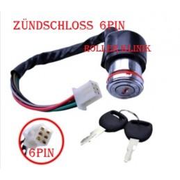 6 Pin Zündschloss Reparatur...